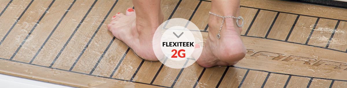 Flexiteek - bra halskydd vått som torrt